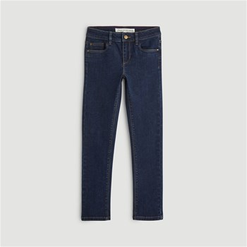 Monoprix Kids - Denim coupe slim - bleu