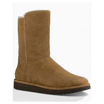 Ugg - Abree - Bottines en cuir - camel