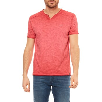 Kaporal - Perno - T-shirt manches courtes - rouge
