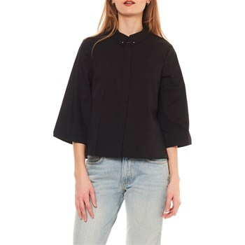 On you - Camicia a maniche lunghe - nero