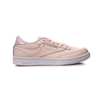 Reebok Classics - Club C - Baskets en cuir - rose clair