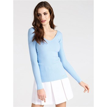 PULL APPLICATION CORSET - BLEU CIEL Guess