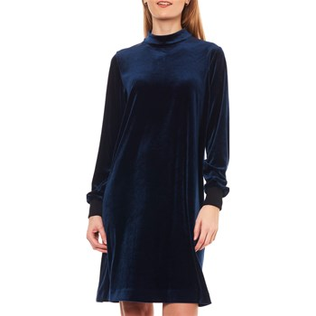 Sonia by Sonia Rykiel - Vestito in velluto - blu scuro