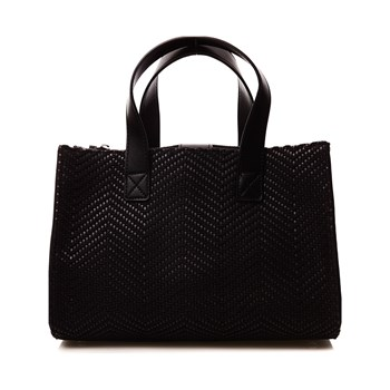 Pieces - Bitten - Shopping bag - nero