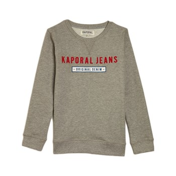 Kaporal - Amou - Sweat-shirt - gris