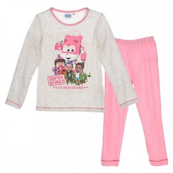 Super Wings - Pyjama - gris