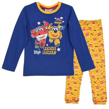 Super Wings - Pyjama - bleu
