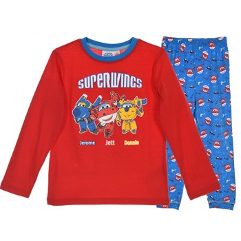 Super Wings - Pyjama - rouge