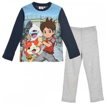 Yo Kai Watch - Pyjama - bleu