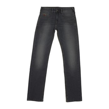 Pepe Jeans London - Emerson - Jean slim - gris