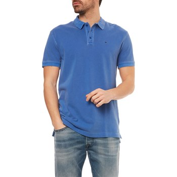Tommy Jeans - Polo manches courtes - thé