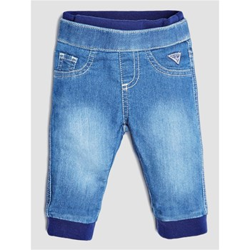 Guess Kids - Jean en denim - bleu