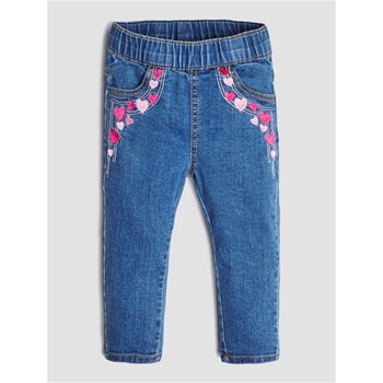 Guess Kids - Jean slim - bleu jean