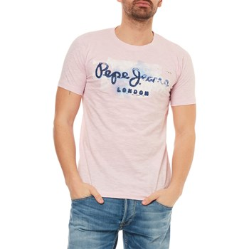 Pepe Jeans London - Golders - T-shirt manches courtes - rose
