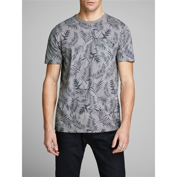 Jack & Jones - Jprsean. - T-shirt manches courtes - gris