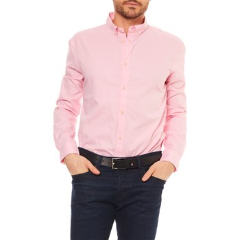 Celio - Napinpoint - Chemise manches longues - rose