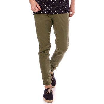 Scotch & Soda - Pantaloni chino - verde oliva