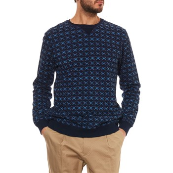 Scotch & Soda - Felpa - blu scuro