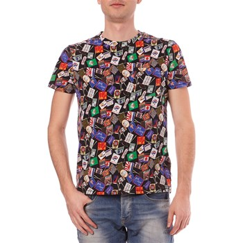 Scotch & Soda - T-shirt manches courtes - multicolore