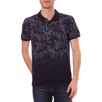 Scotch & Soda - Polo manches courtes - bleu marine