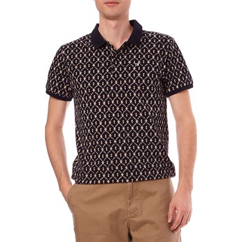 Scotch & Soda - Polo manches courtes - blu scuro