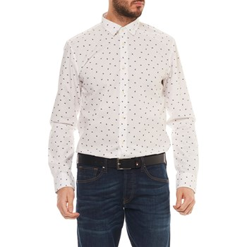 CHEMISE MANCHES LONGUES - BLANC Scotch & Soda