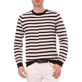 PULL - BLEU MARINE Scotch & Soda
