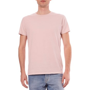 Scotch & Soda - T-shirt manches courtes - rose clair