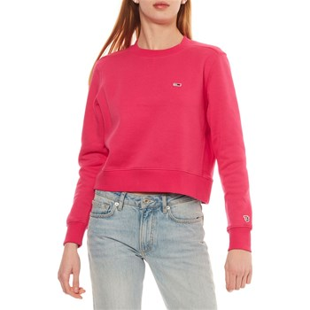 Tommy Jeans - Sweat-shirt - fuchsia