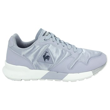 Le Coq Sportif - Omega x women satin - Baskets basses - bleu