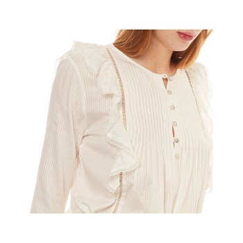 Only - Blouse - blanc