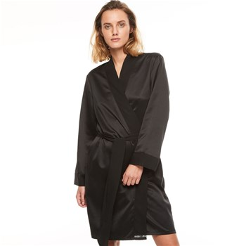 Orcanta Collection Privée - Betty - Kimono - noir
