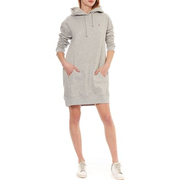 Tommy Jeans - Robe sweat - gris
