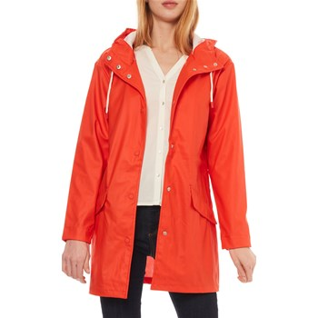 Only - Fine - Imperméable - orange