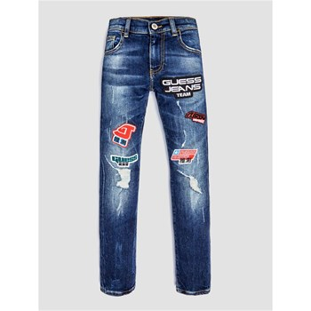 Guess Kids - Jean denim - bleu jean