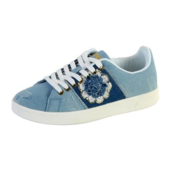 Desigual - Baskets - bleu