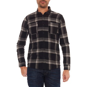 Only & sons - Chemise manches longues - noir