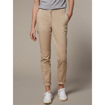 Cyrillus - Pantalon chino - sable