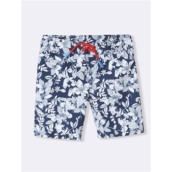 Cyrillus - Short de bain collection Pablo Piatti - bleu