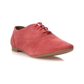 Tissaia - Derbies en cuir - rose