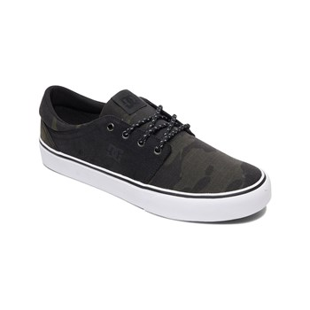 DC Shoes - Baskets basses - army