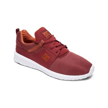 Dc Shoes - Lage gympen - baksteen rood