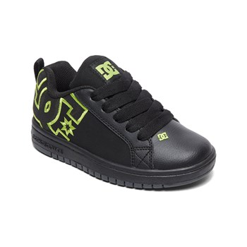 Dc Shoes - Sneakers in pelle - nero