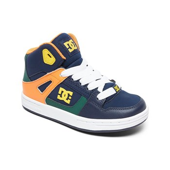 Dc Shoes - Sneakers alte - blu marine