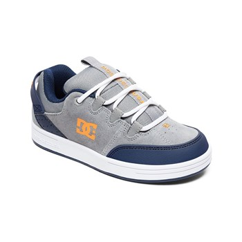 Dc Shoes - Sneakers in pelle - grigio