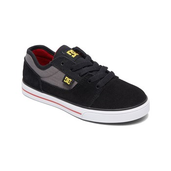 Dc Shoes - Baskets en cuir - noir