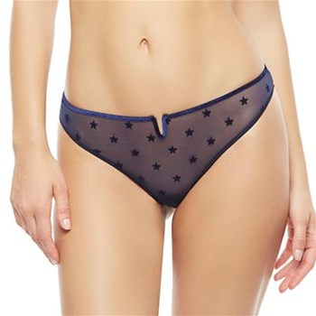 Implicite - Rebel Star - String - donkerblauw