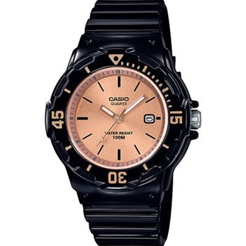 Casio - Collection LRW-200H-9E2VEF - Montre analogique - noir