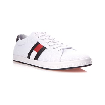 Tommy Hilfiger - Essential - Baskets - blanc