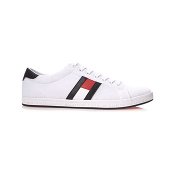 ESSENTIAL - BASKETS MONTANTES - BLANC Tommy Hilfiger
